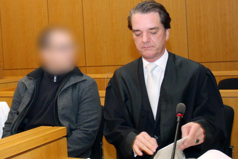 """Der einst als """"Brummi Andi"""" bundesweit bekanntgewordene Serien-Straftäter steht vor Gericht."""