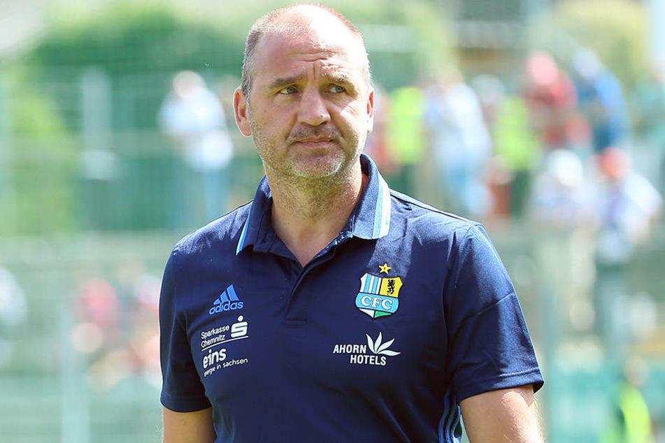 Sportchef Steffen Ziffert.