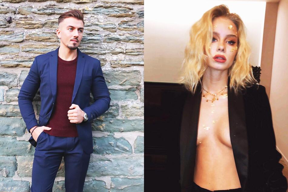 Kevin Yanik (22, l.) und Zoe Saip (20) könnten in der neuen Dschungelshow dabei sein.