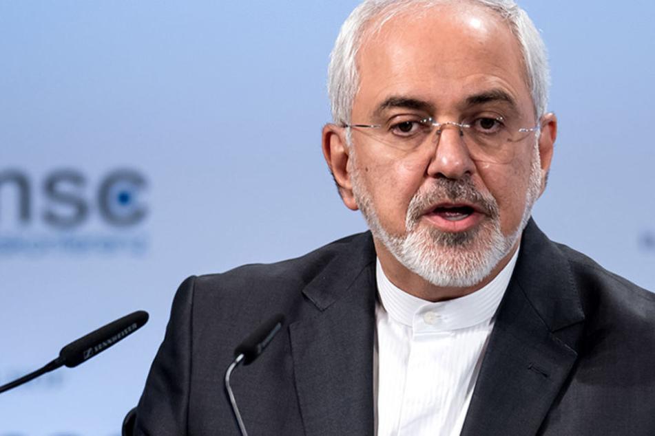 """Bundesregierung verhinderte """"mit größter Not"""" Eklat um Irans Außenminister"""