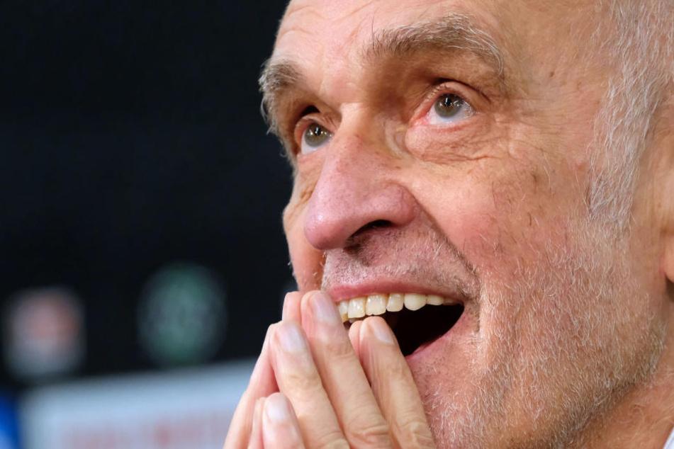 Martin Kind will die Ultras aus den Stadien verbannen.