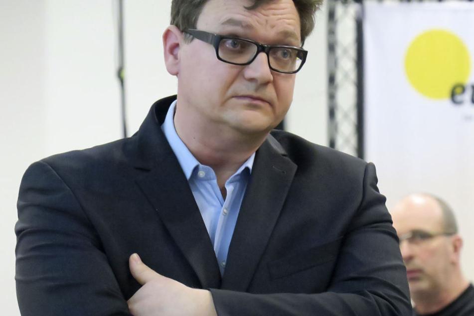 CFC-Vorstand Thomas Uhlig erteilte der Spenden-Aktion des Fanverbands eine klare Absage.