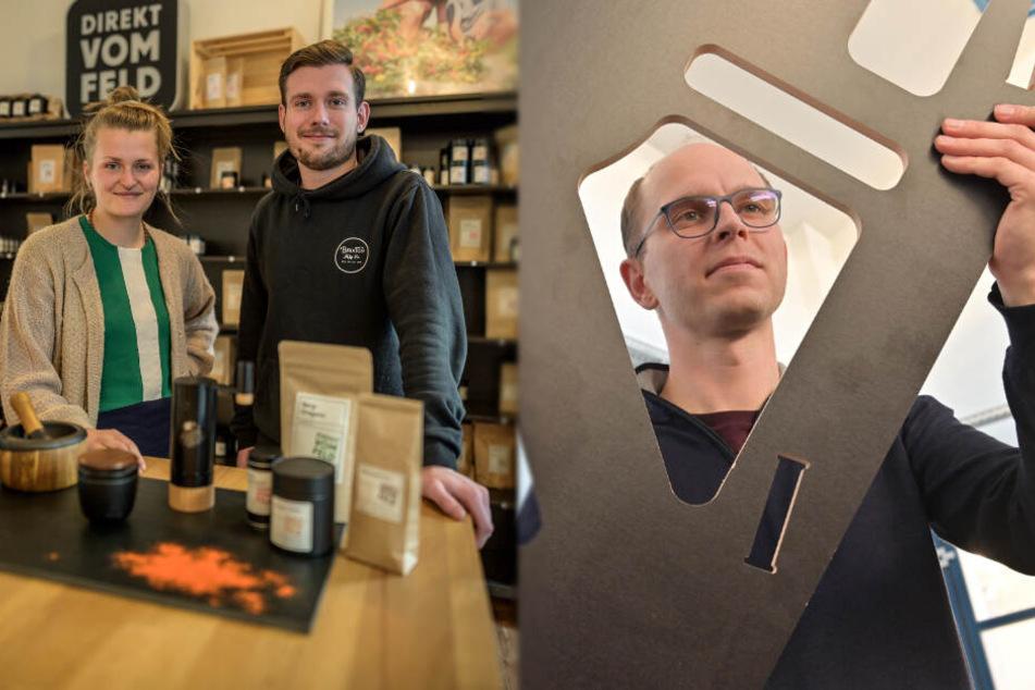 Damit kreative Köpfe der Stadt nicht abwandern: So fördert Chemnitz junge Unternehmer