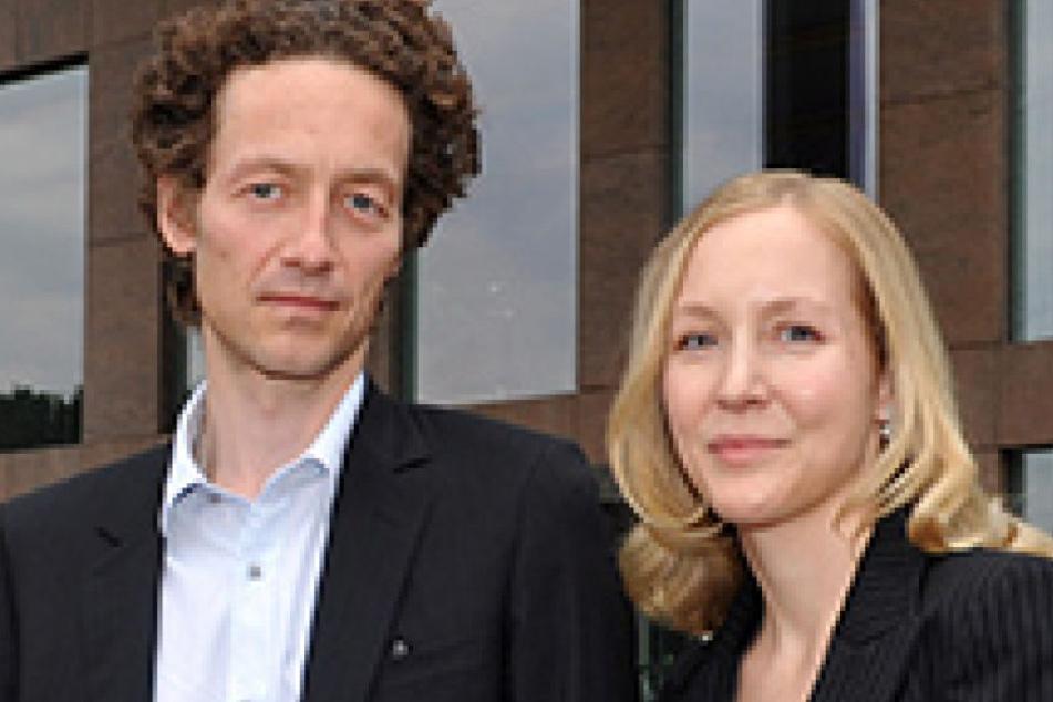 Stehen ebenfalls vor Gericht: Lars und Meike Schlecker