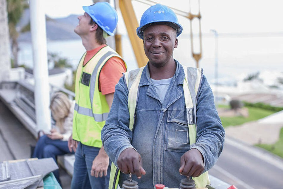 Ohne Gastarbeiter läuft auf manchen Baustellen nix. Vielfach ist die Arbeitserlaubnis allerdings zeitlich begrenzt.
