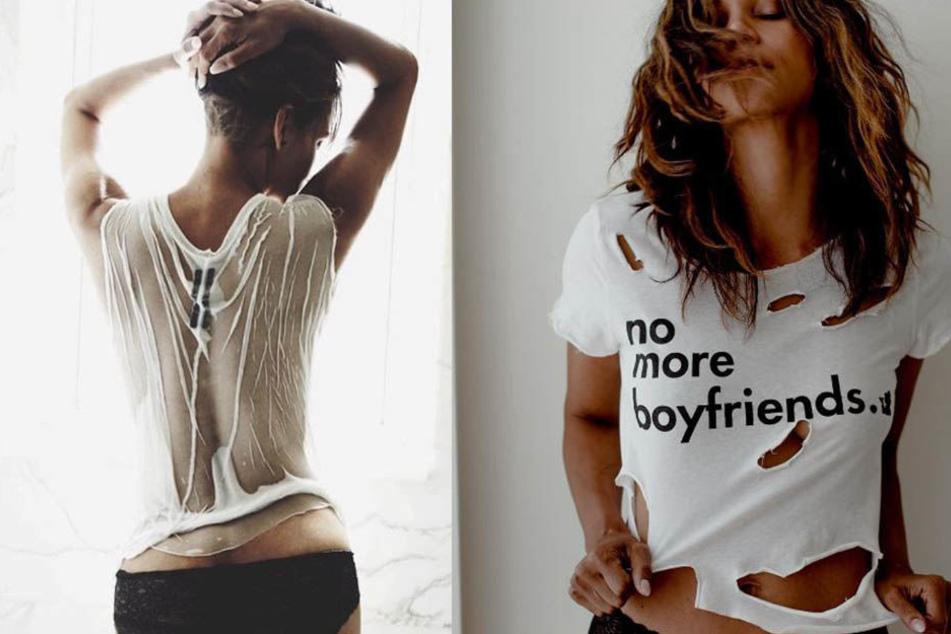 Halle Berry hat eine Botschaft an die Männer