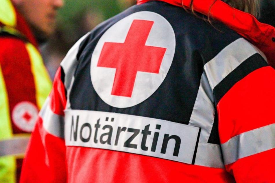 Die Krankenschwester lag nach dem Unfall acht Stunden im Krankenhaus.