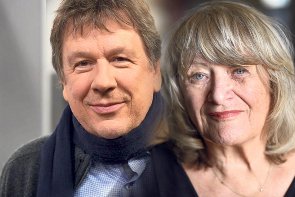 Jörg Kachelmann streitet wieder mit Alice Schwarzer