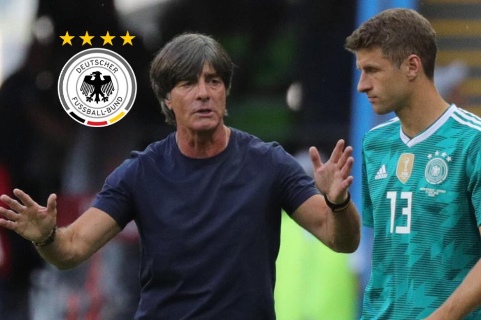 Jogi Löw holt Thomas Müller wohl für EM in DFB-Elf zurück