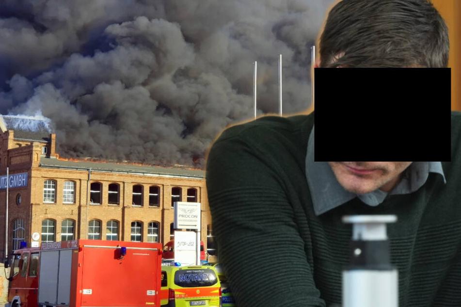 Autoschrauber sorgte für Millionenschaden: Handwerker nach Großbrand verurteilt
