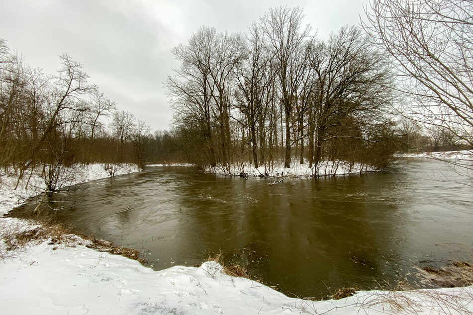 Wegen Schneeschmelze: Bund schaltet digitalen Hochwasseratlas frei