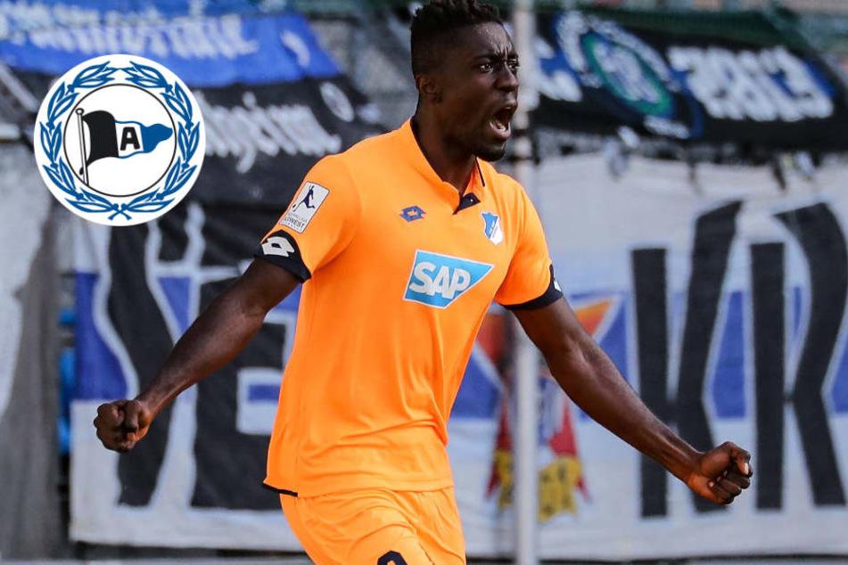 Perfekt! Prince Osei Owusu wechselt zu Arminia Bielefeld