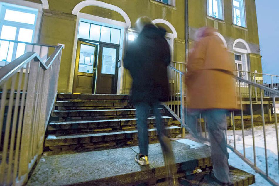 Chemnitz: 40 Menschen leben bei Eiseskälte auf der Straße: Wer hilft Chemnitzer Wohnungslosen?