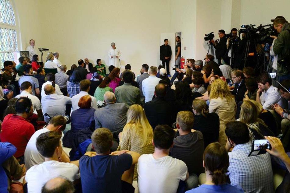 Am vergangenen Freitag wurde die Ibn Rushd-Goethe-Moschee in Moabit eröffnet