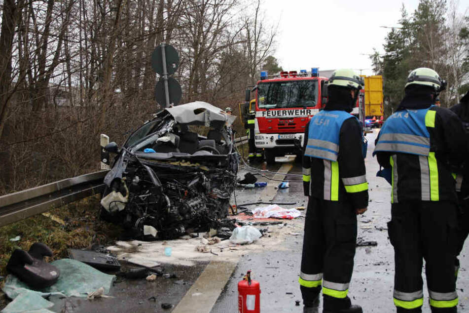 Wie es zu dem Unfall kam, soll jetzt ein Gutachter ermitteln.