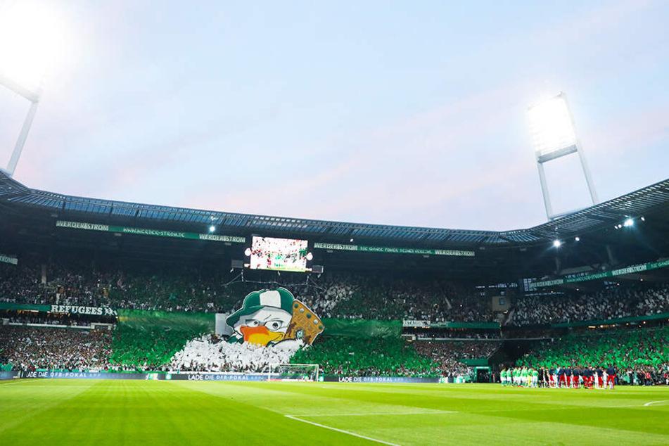 Werder-Auswärtsspiel im eigenen Stadion: Im DFB-Pokal kommt es zum Nachbarschaftsduell mit dem SV Atlas Delmenhorst, der sein Heimspiel im Weserstadion austrägt.