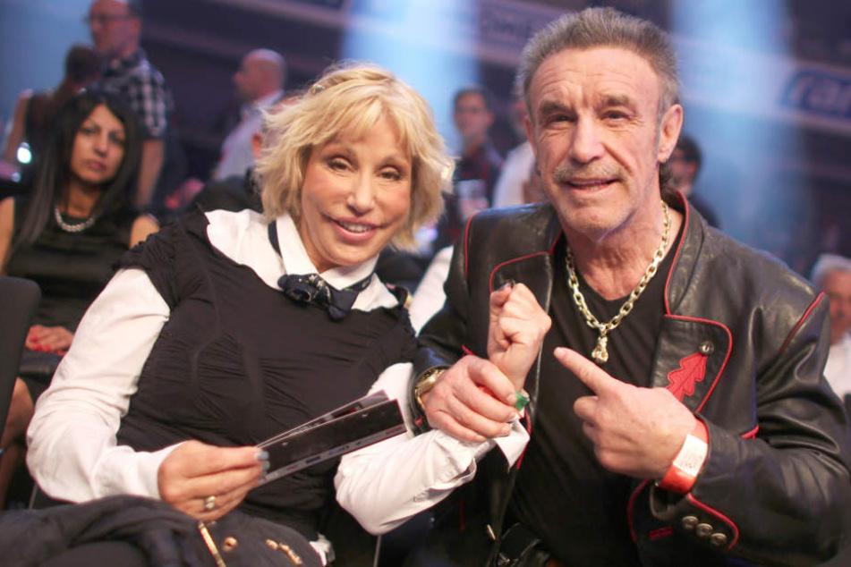 Seit 2013 ist Weller mit Maria Dörk (links) verheiratet.