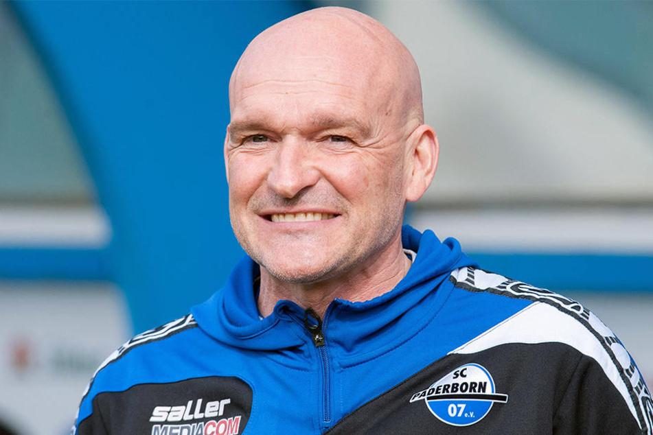 Nicht nur SCP-Trainer Stefan Emmerling dürfte sich über die Unterstützung freuen.