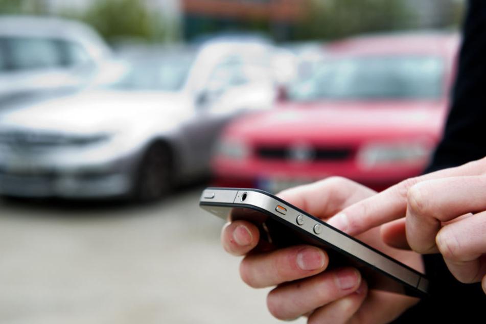 Angst einzusteigen? Auto-Apps sammeln Daten der Fahrer.
