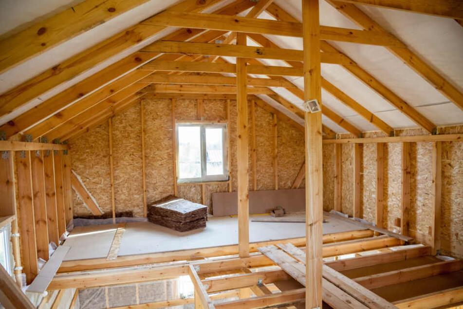 Den Dachbodenausbau zur Einliegerwohnung kann man sich sogar fördern lassen!