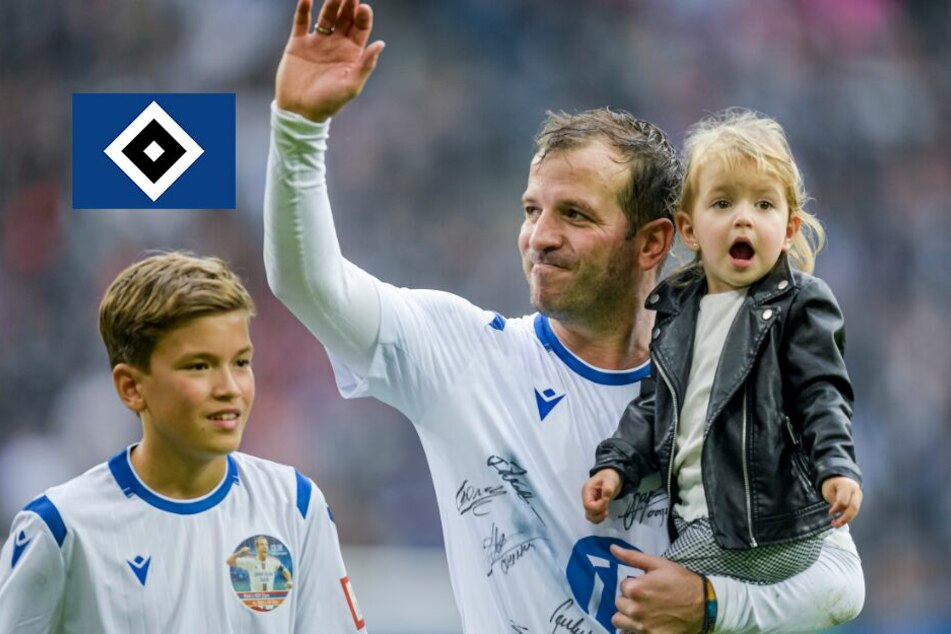 """""""Geile Zeit gehabt"""": Rafael van der Vaart mit emotionalem HSV-Abschied"""