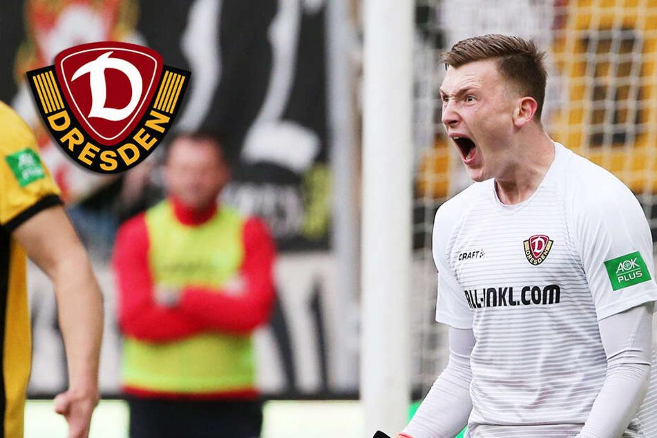Dynamo Dresden testet ohne Zuschauer gegen diesen Erstligisten