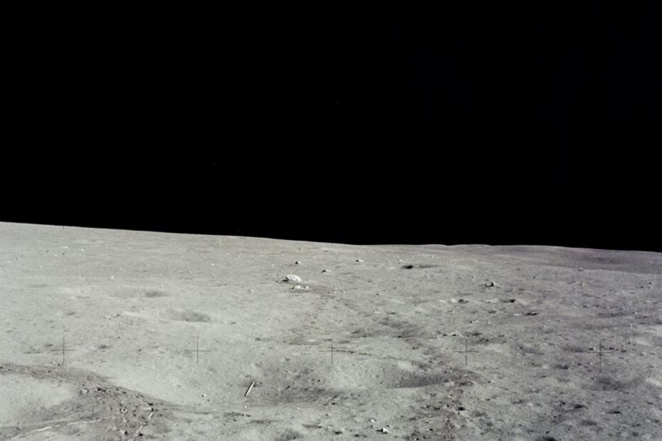 Auf dem Mond wurde bereits Golf gespielt und ein Speer geworfen.