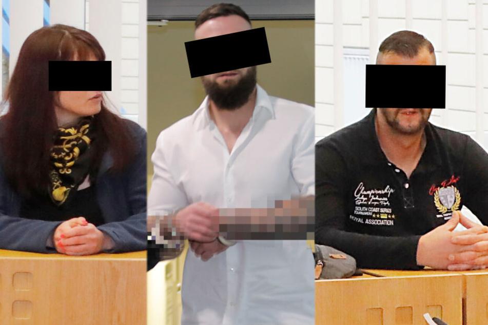 Chemnitz: Mehr als 170.000 Euro Schaden: Leipziger Autobande tyrannisierte Chemnitz