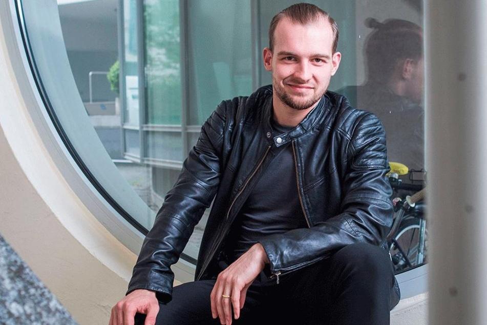 Gzsz Star Eric Stehfest Plant Exotisches Festival In Sachsen