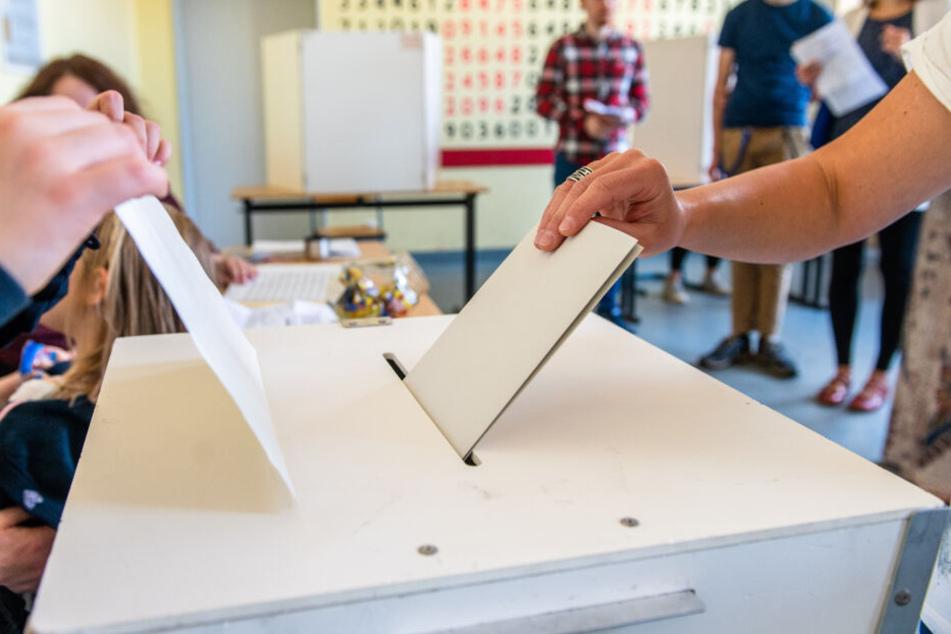 Am 14. Juni wählen die Chemnitzer einen neuen Oberbürgermeister bzw. eine neue Oberbürgermeisterin.