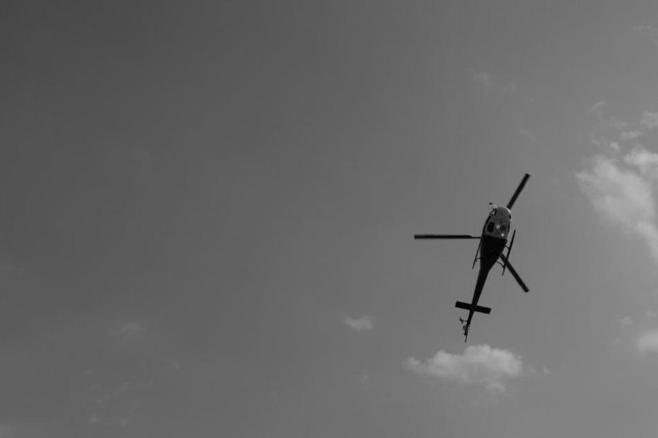 Kretschmann soll mit einem Helikopter zu einer Wanderung durch ein Moor geflogen sein. (Symbolbild)
