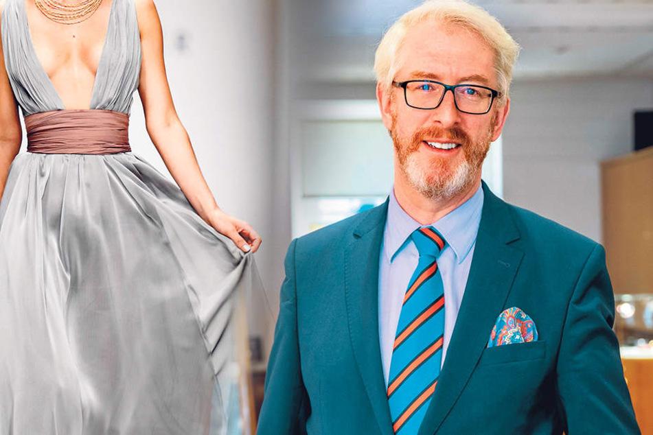 34 Schmuckstücke nahm Juwelier Georg Leicht (54) mit zur Fashion Week nach Berlin.