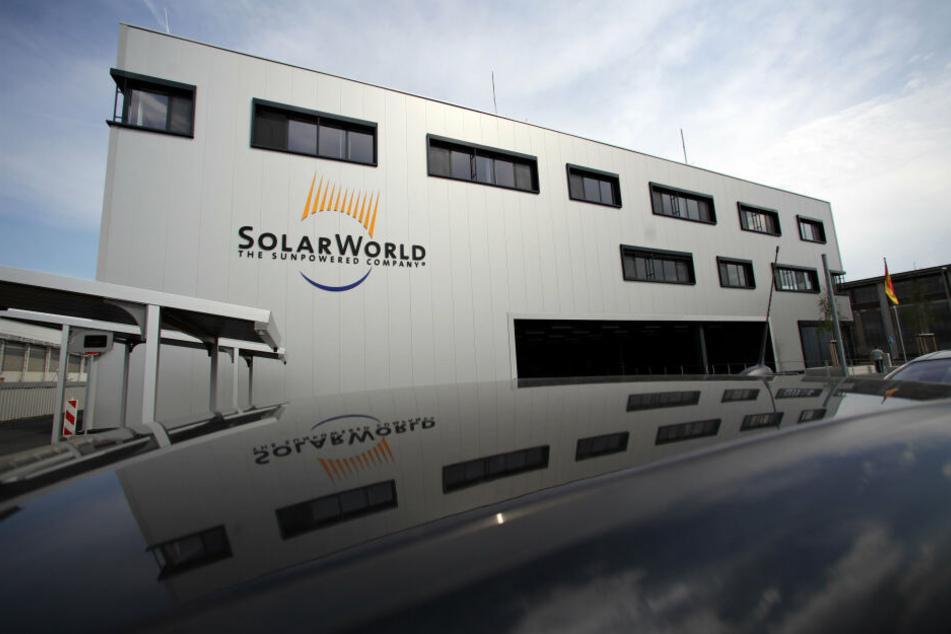 Das Unternehmen JT Energy Systems will das Freiberger Solarworld-Werk übernehmen.