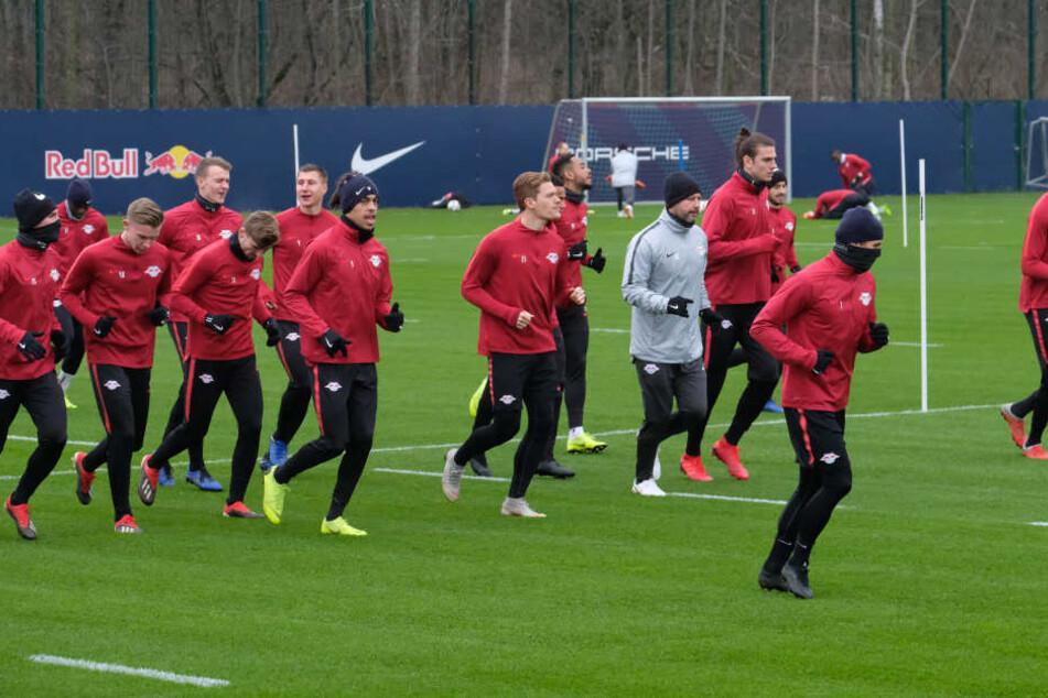 Am 19. Januar starten die Roten Bullen in die Rückrunde der aktuellen Bundesliga-Saison.