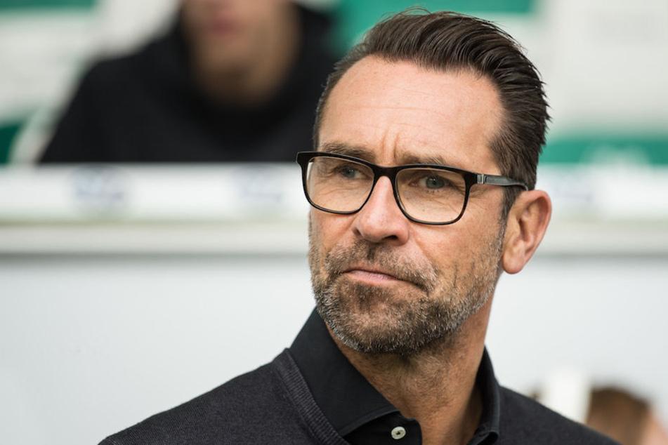 Hertha-Manager Michael Preetz (51) wurde von Fans angezeigt.