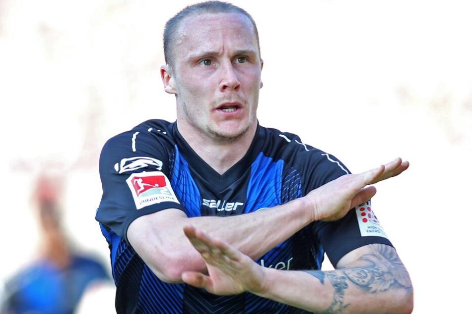 Auch Stürmer Sven Michel konnte gegen Union Berlin einen Treffer erzielen.