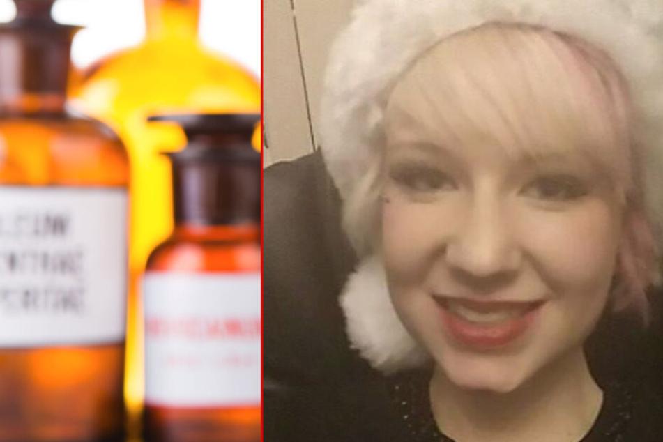 Giftige Schlankheits-Pillen online gekauft: Frau stirbt nach Herzinfarkt