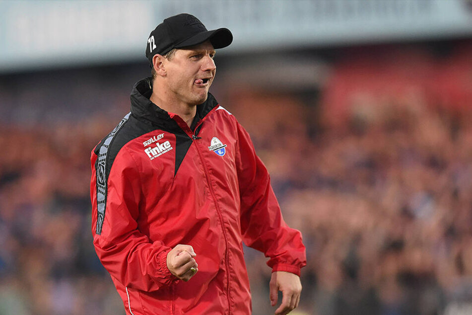 Steffen Baumgart kann mit seiner SCP-Bilanz richtig zufrieden sein.