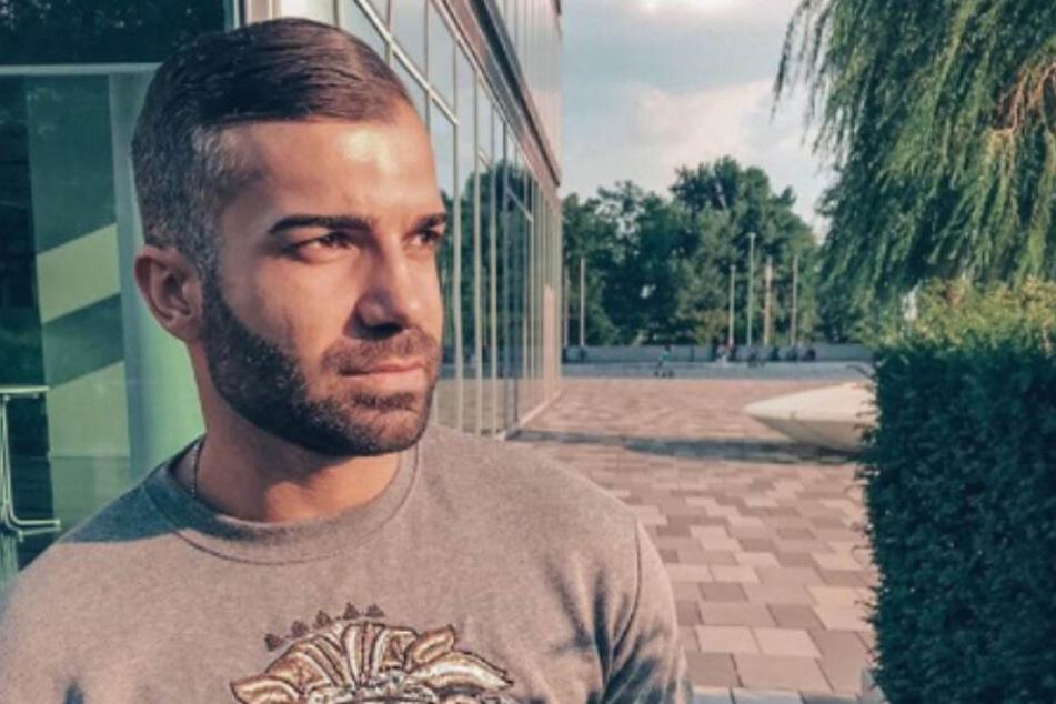 """Rafi Rachek war 2018 Kandidat bei """"Die Bachelorette""""."""