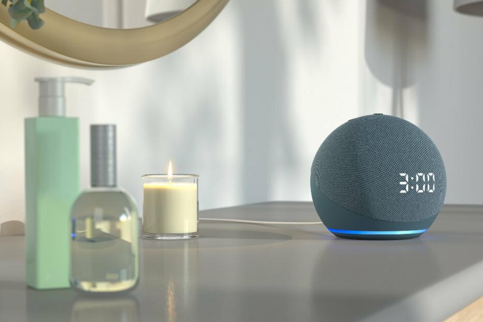 Alexa wird jetzt rund! Amazon verbessert seine Smart-Lautsprecher
