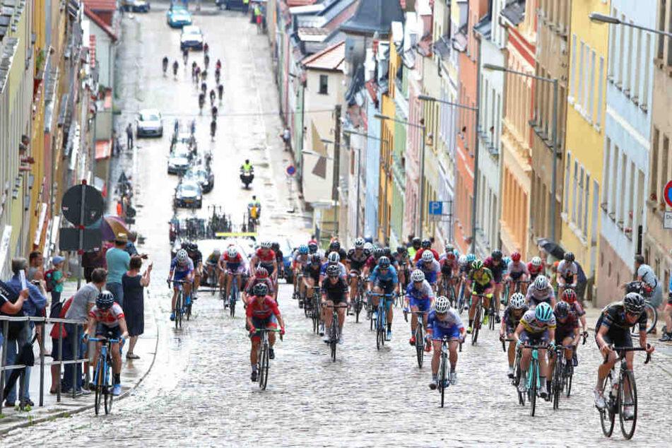 Die Steile Wand ist eine beliebte Radrennstrecke. Jetzt fordern die Anwohner Tempo 30 - für Autos.