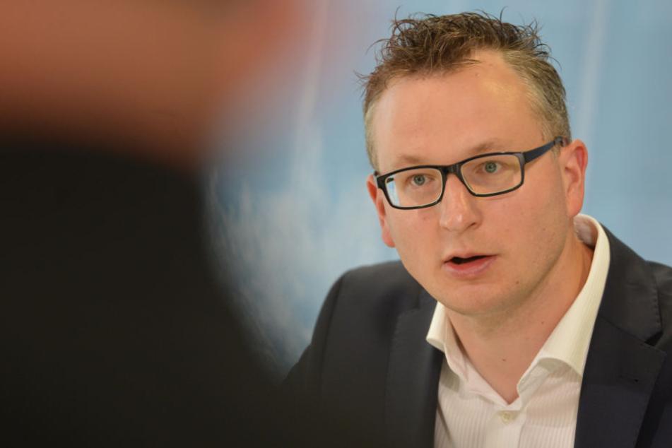 Die CDU hat ein Glaubwürdigkeitsproblem, findet Grünen-Fraktionschef Andreas Schwarz. (Archivbild)