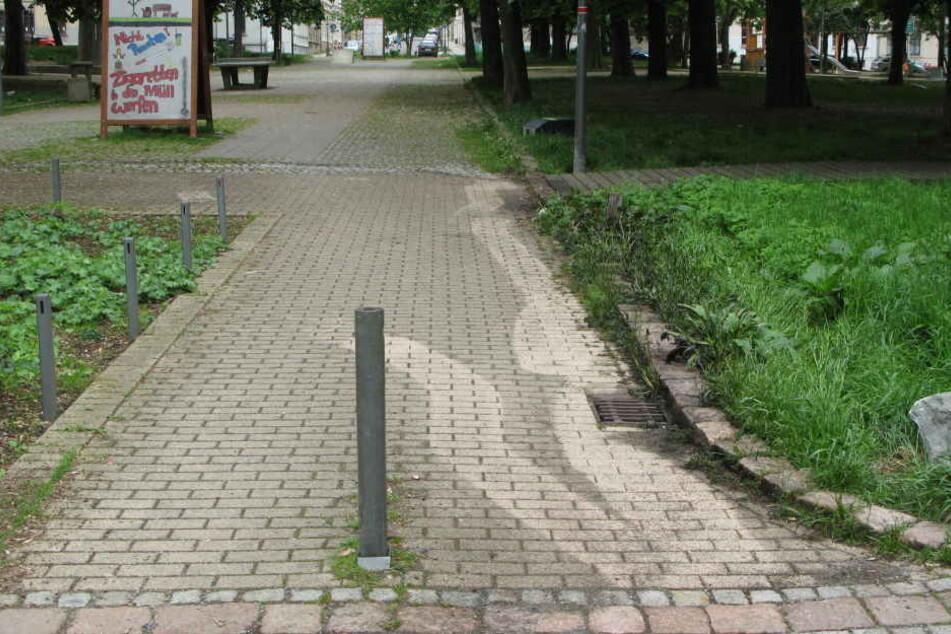 In einem Park am Lessingplatz eskalierte ein Streit. (Archivfoto)