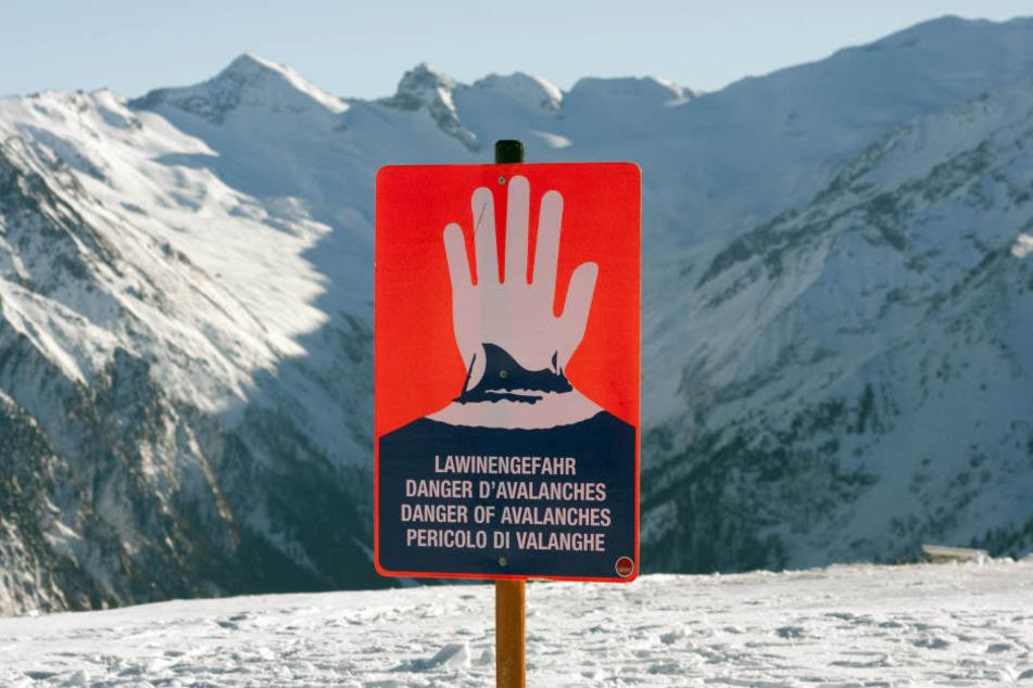 Nahe der Bergstation der Wildkogelbahnen in Osttirol ging die Lawine ab und erfasste die Schulklasse aus Halle an der Saale. (Archivbild)