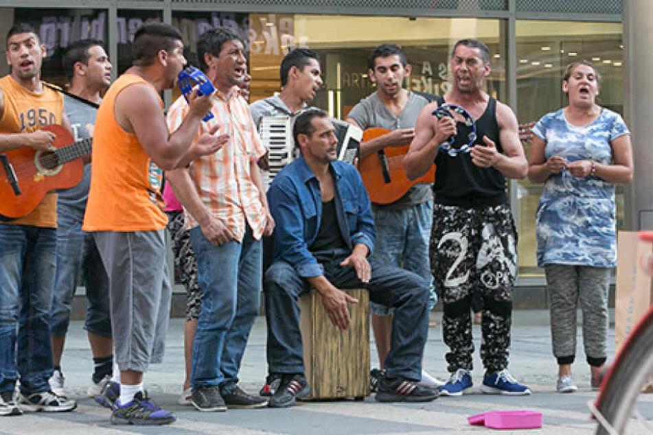 Wird dadurch die Dauerbeschallung durch die nervigsten Straßenmusiker Deutschlands gestoppt?