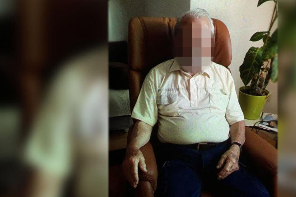 Erwin K. wird vermisst! Wer hat den 82-Jährigen gesehen?