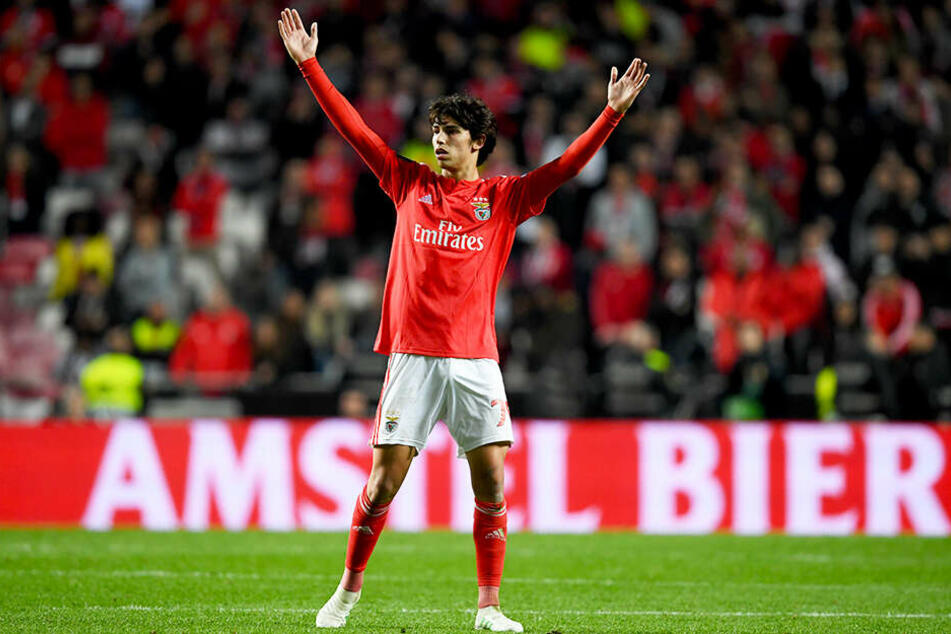 Joao Felix wird nach Einschätzung vieler Experten schon bald bei einem der ganz großen Clubs spielen.