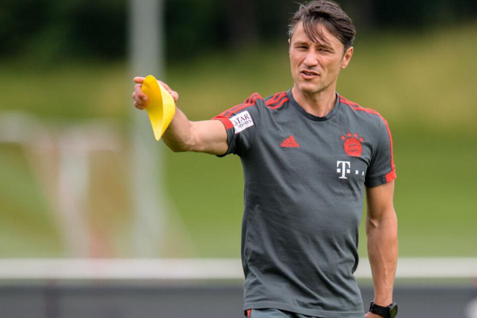 Niko Kovac und Co. wollen in der kommenden Saison erfolgreich spielen.
