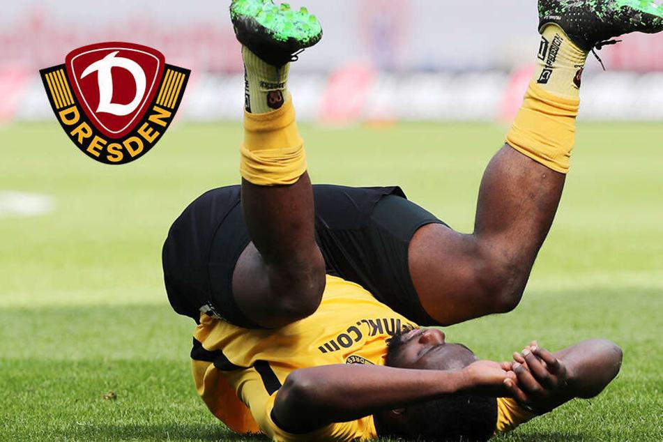 """Verpasst, den Lucky Punch zu setzen"": Vergebene Chance beschäftigt Dynamo"