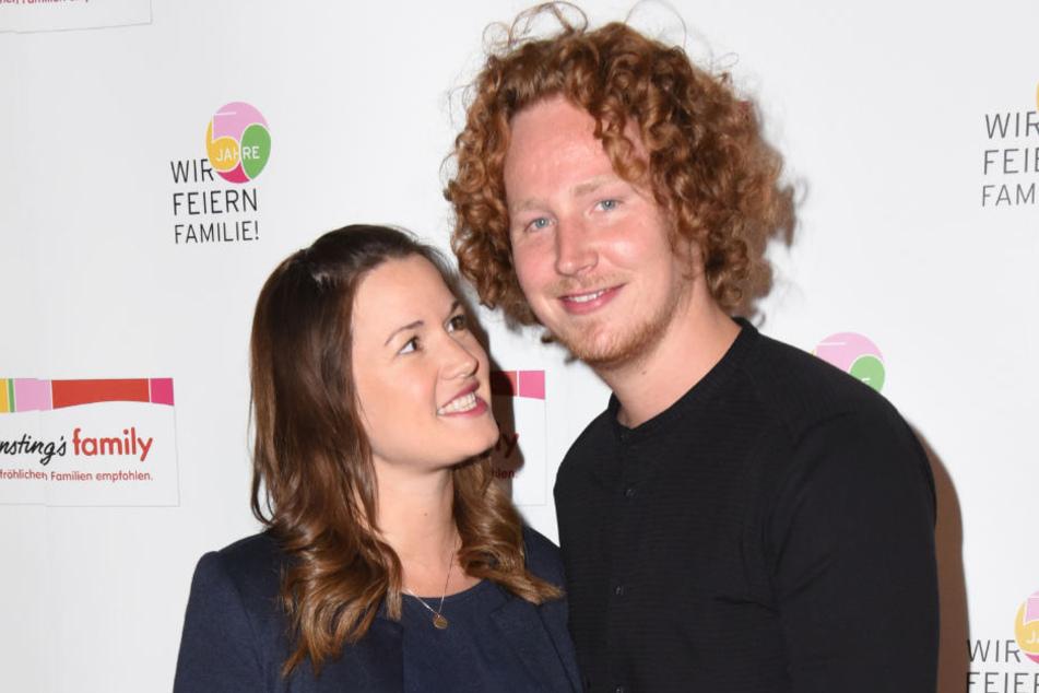 Katharina und Michael Schule sind Eltern geworden (Archivbild).